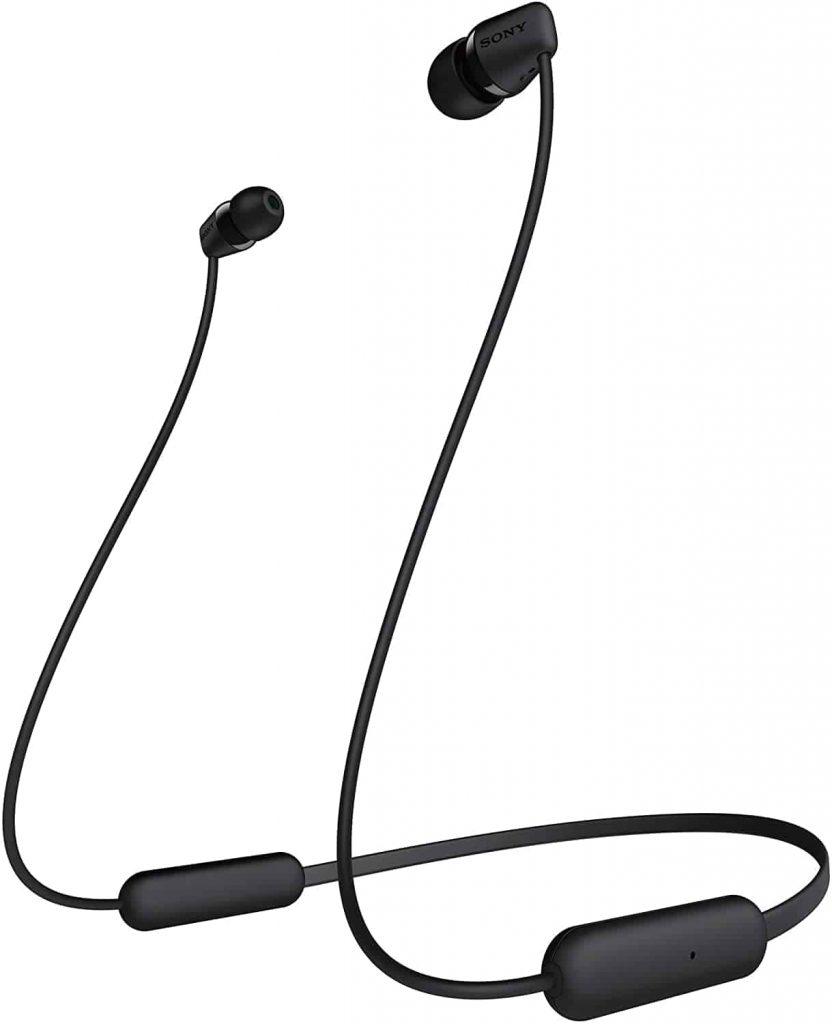 Best Bluetooth Earphones In India Under 2000 - sony wi c200