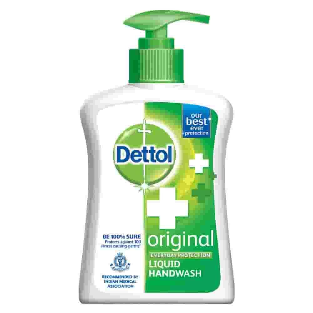 Dettol Original Germ Protection Handwash Liquid Soap Pump